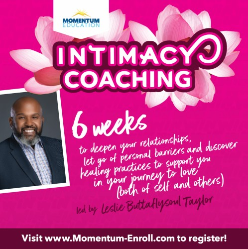 Intimacy Small Group Coaching